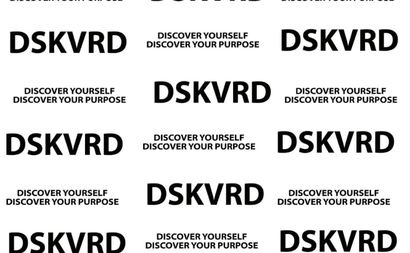DSKVRD : Discover yourself, discover your purpose
